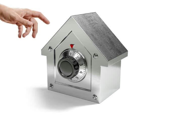 seguridad control de accesos smart home