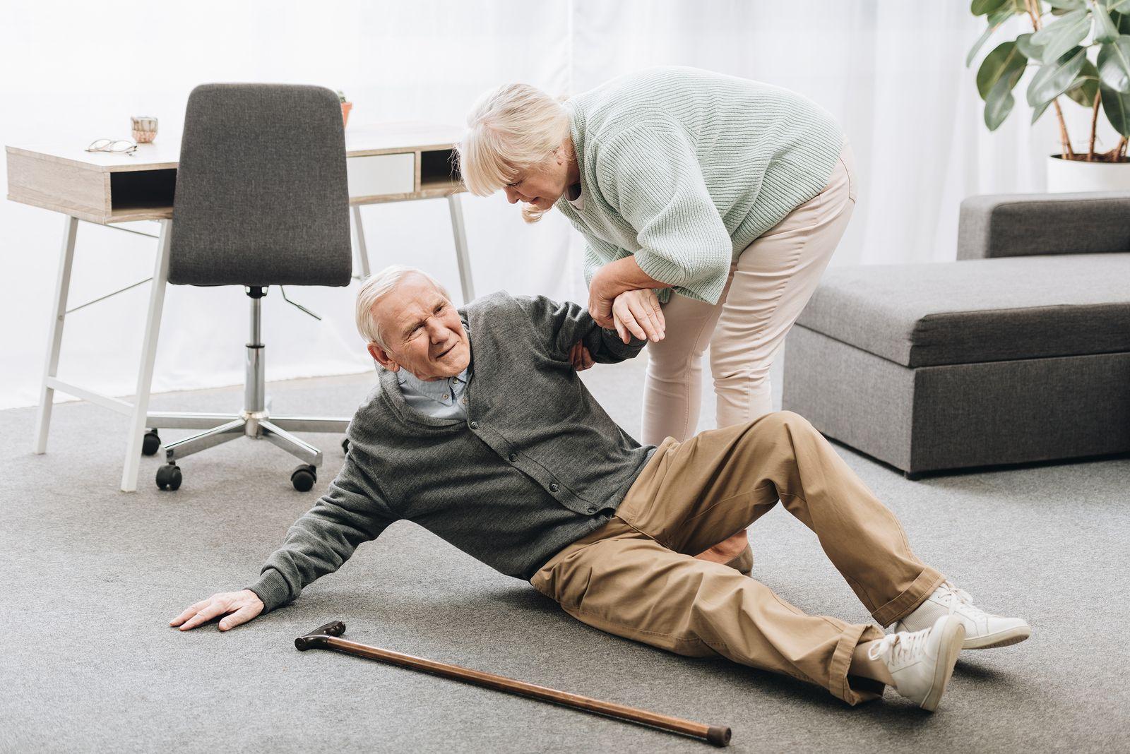 caida de ancianos domotica